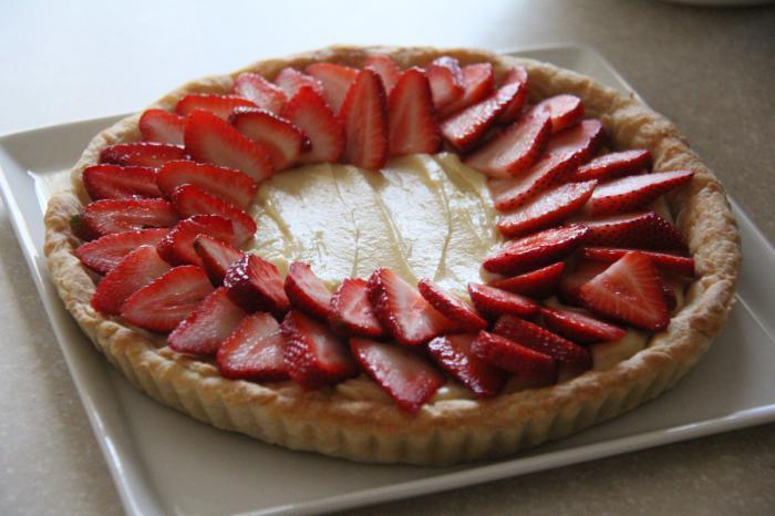 легкий рецепт сладкого пирога