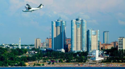 Города России на Волге