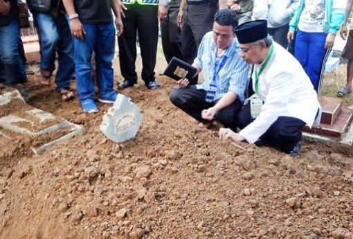 как мусульмане хоронят умерших
