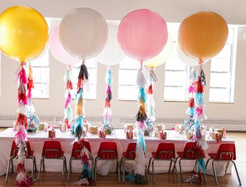 стол накрыть на детский день рождения