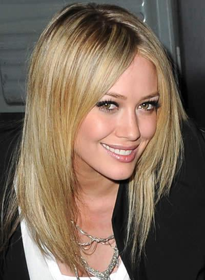 haircuts for medium hair with bangs