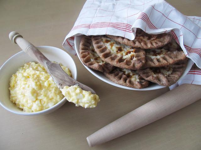 Karelian wickets recipe