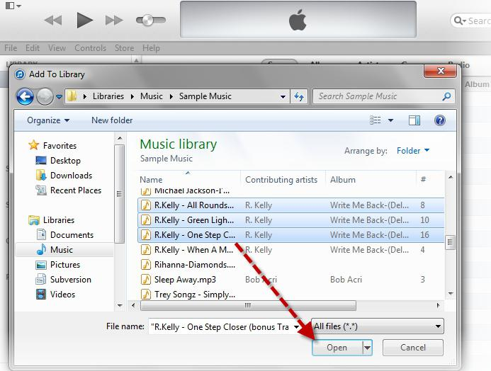 how to download songs on iphone 4