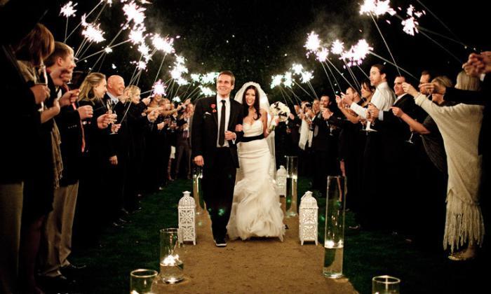 Сценарий прикольной свадьбы для небольшой свадьбы