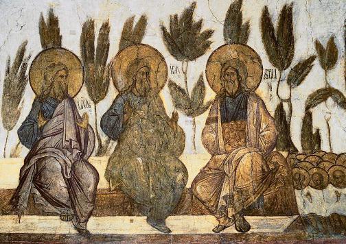 fresco mosaic