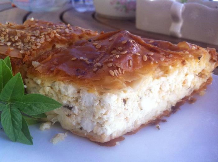 Пирог из творожного теста рецепты в духовке 91