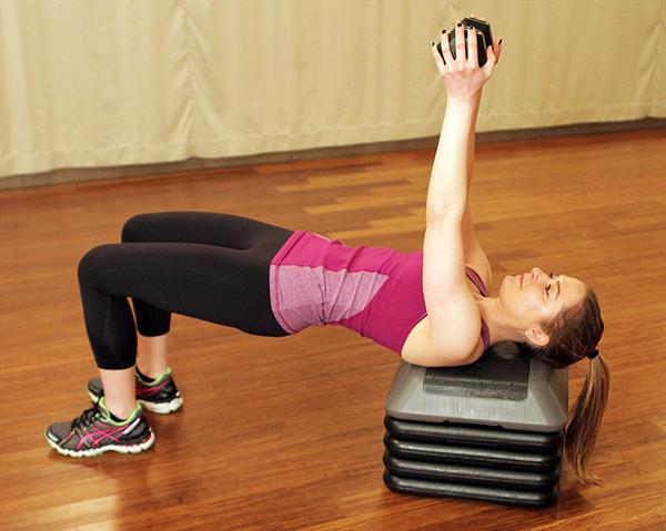 Упражнения для девушек в тренажерном зале картинки 10