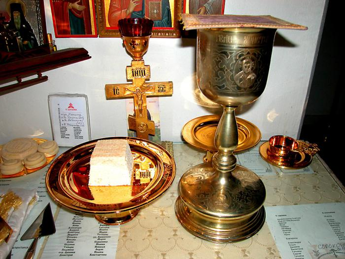 preparation for communion for beginners