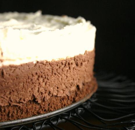 three chocolate cake step by step recipe