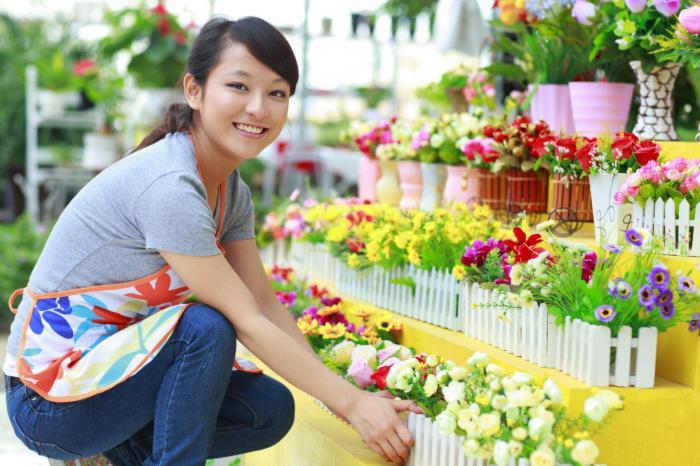 Как сделать свой бизнес цветов