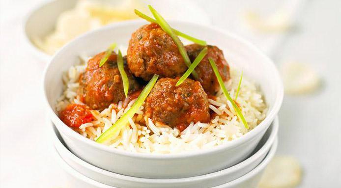 Как готовить тефтели с рисом? Мясные тефтели: рецепт
