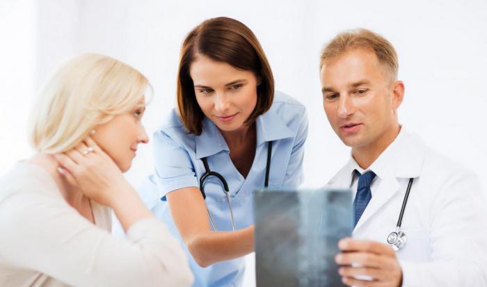 how to treat neck myositis