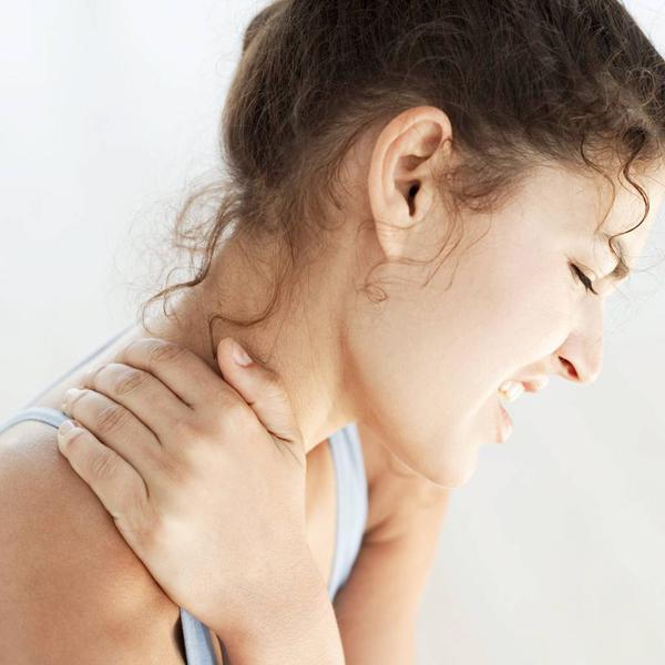 neck myositis