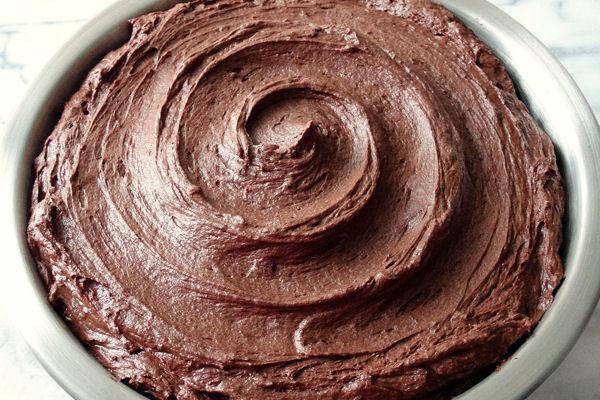 Рецепт шоколадного крема из какао с фото