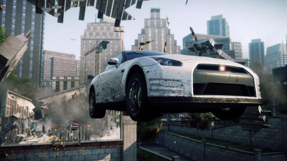 прохождение игры need for speed most wanted