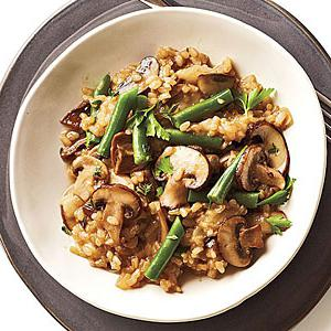 brown rice benefit and harm cooking