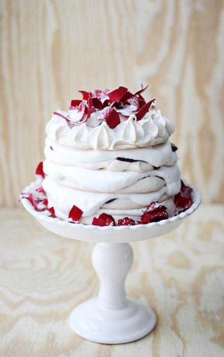 крем для десерта Павлова
