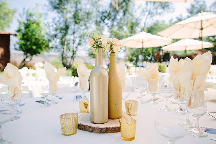 Свадебные украшения бутылок шампанского своими руками