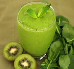 рецепт звездного зеленого коктейля