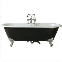 cast iron bath sizes