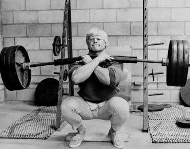 front or classic squats
