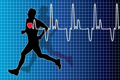 sports heart rate monitor