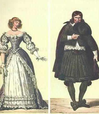 an analysis of the character dorine in tartuffe a play by moliere
