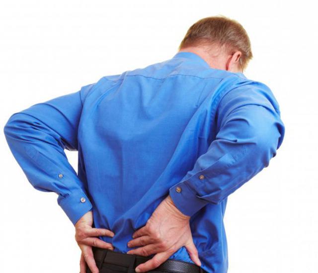 На 25 недели болит спина
