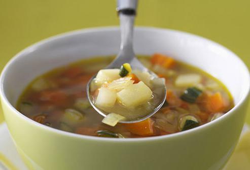 капустный суп для похудения рецепт