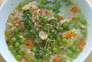 Овощные супы могут быть разными