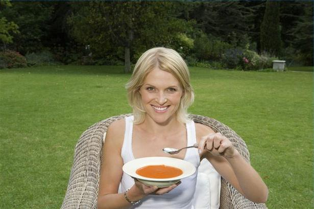 диетические супы для похудения рецепты