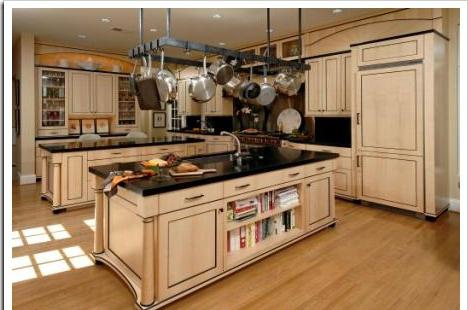 big kitchen