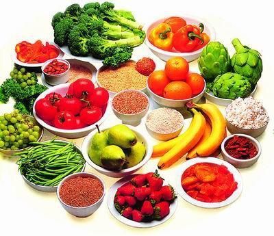 Щелочная диета - продукты