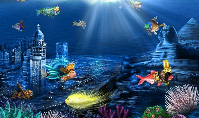 fried fish in a dream