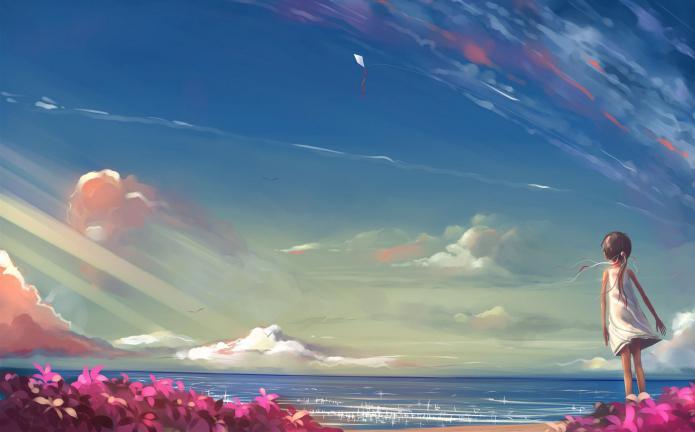 fish in a dream