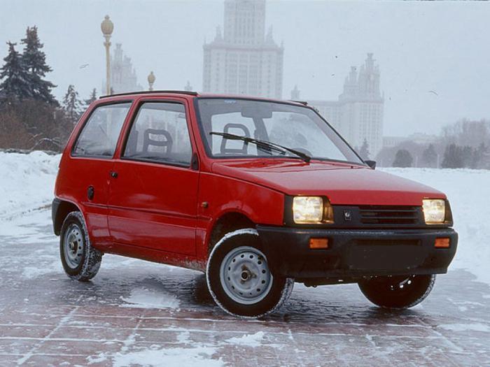 ВАЗ 1111 Ока технические характеристики