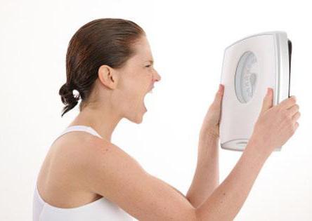 как меньше есть и похудеть