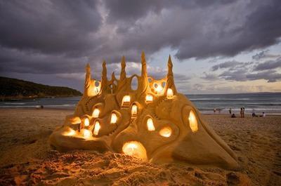 К чему снится море и песок пляж