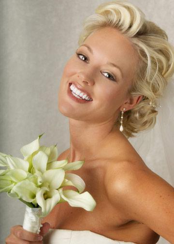 легкий макияж на свадьбу