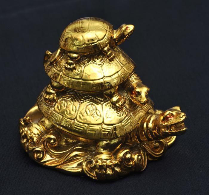 черепаха символ чего в россии