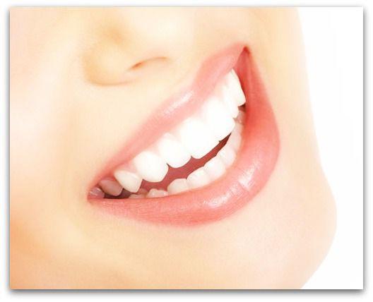 отбаливаем зубы