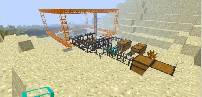 minecraft mechanisms
