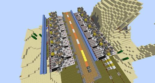minecraft mod on mechanisms