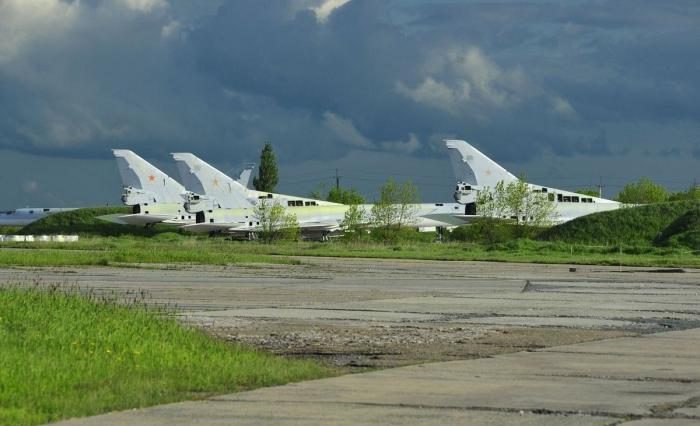 aircraft cemetery in Russia