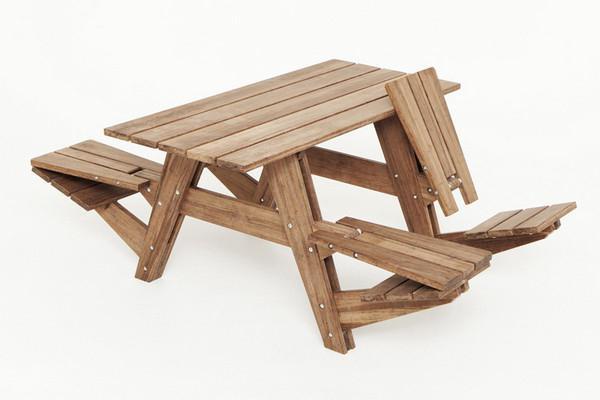 как сделать складной стол