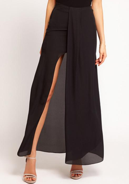 wraparound straight skirt pattern