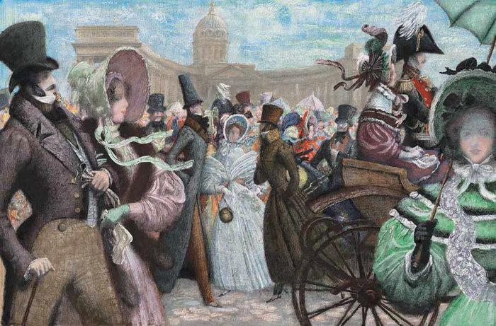 Gogol Nevsky Prospect summary