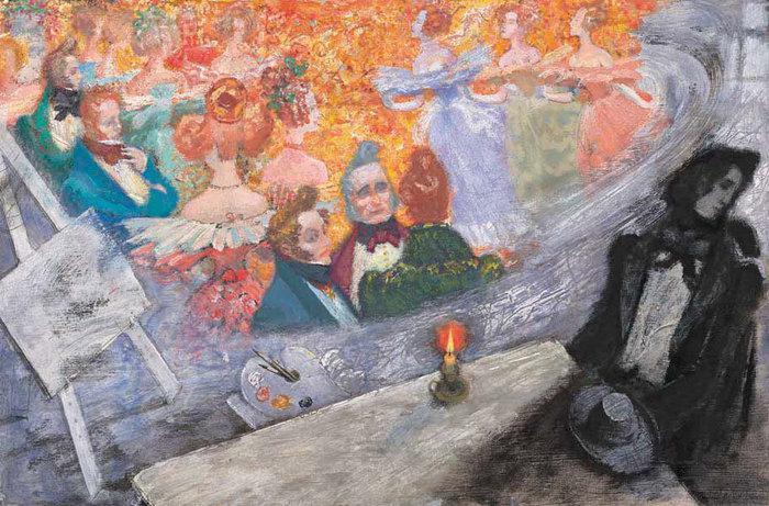 St. Petersburg novels Gogol Nevsky Prospect