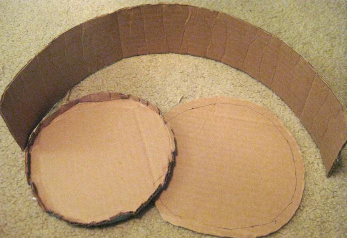 как сделать шкатулку своими руками из картона
