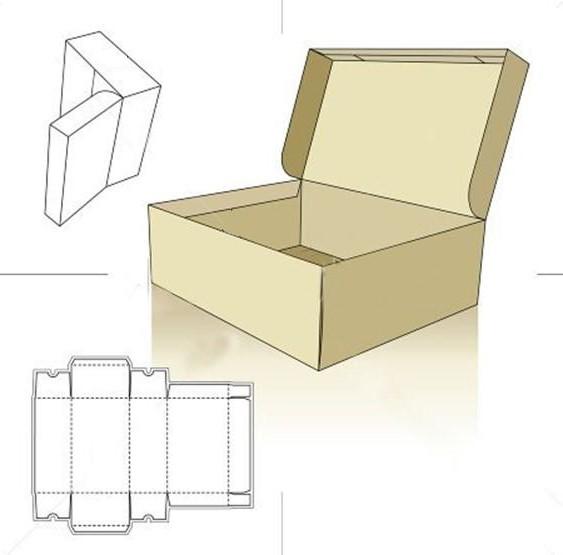 шкатулка своими руками из картона мастер класс